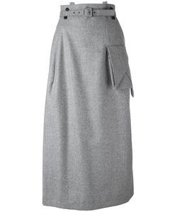 YOHJI YAMAMOTO VINTAGE | Suspender Strap Skirt Size Medium