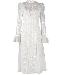 Temperley London | Prairie Lace Ruffle Dress