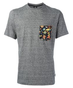 PS PAUL SMITH | Ps By Paul Smith Printed Pocket T-Shirt