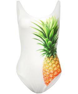 Onia | Kelly Pineapple One Piece Small Nylon/Spandex/Elastane