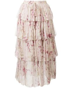 Zimmermann | Winsome Tiered Skirt Size 1