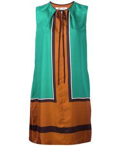 Diane Von Furstenberg | Colour-Block Dress Size 8