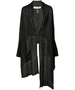 Isabel Benenato | Long Asymmetric Cardigan
