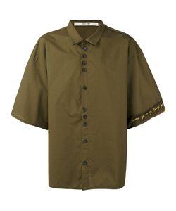 Damir Doma | Свободная Рубашка С Рукавами Три Четверти