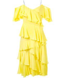 ANNA OCTOBER | Ruffled Dress Xs