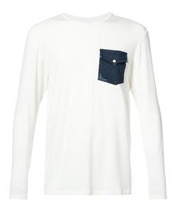 United Rivers   Denim Pocket T-Shirt Men