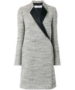 Victoria Beckham | Tailo Coat Size 12 Silk/Cotton/Linen/Flax/Polyester