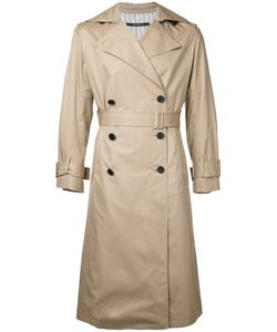 DRESSEDUNDRESSED | Button Up Trench Coat Size