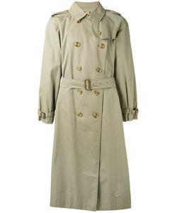 Burberry | Vintage Belted Trenchcoat Size Large