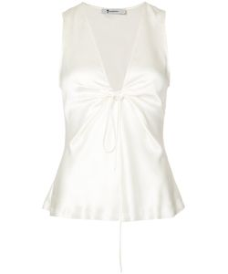 T By Alexander Wang | Hammered Knot Top Size 4