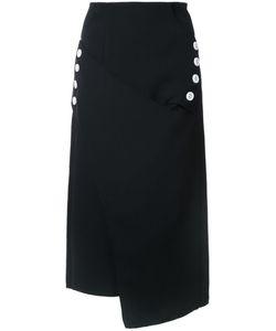 Christopher Esber | Interlock Tailored Wrap Skirt Size 6