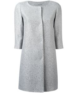 Herno | Three-Quarters Sleeve Midi Coat
