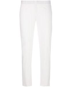 Brunello Cucinelli | Straight Trousers 38 Cotton/Spandex/Elastane