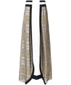 ZEUS + DIONE | Zeusdione Lotus Maxi Skirt Size Small