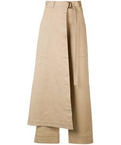 Josh Goot | Utility Wrap Pants Medium Cotton/Spandex/Elastane