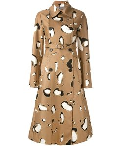SportMax   Printed Belted Coat Size 40
