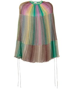 Missoni | M Rainbow Stripe Poncho