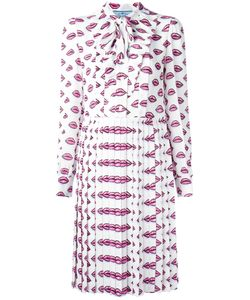 Prada | Lip Print Dress Size