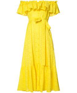 Lisa Marie Fernandez | Bardot Frill Dress Size