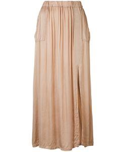 Raquel Allegra | Patch Pocket Maxi Skirt