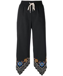 See By Chloe | See By Chloé Embroidered Hem Joggers
