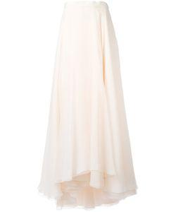 Lanvin | Flared Maxi Skirt Size