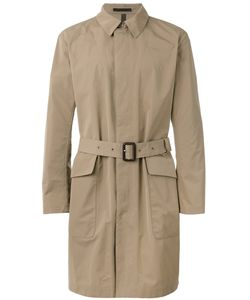 Caruso | Lightweight Overcoat Size 48