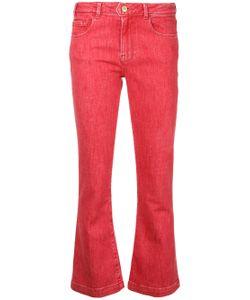 Frame Denim | Flared Cropped Jeans