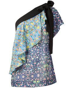 Miahatami | Ruffled One Shoulder Blouse