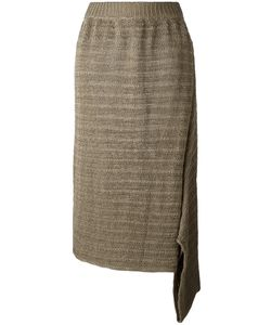 Stella Mccartney | Asymmetric Side Skirt Size 38