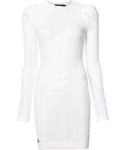 Philipp Plein | Lonicera Knit Dress Small Viscose/Polyester