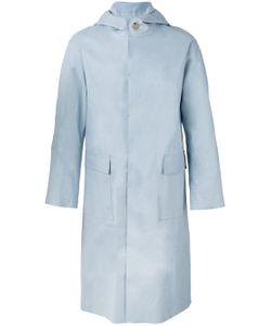 MACKINTOSH | Long Hooded Raincoat