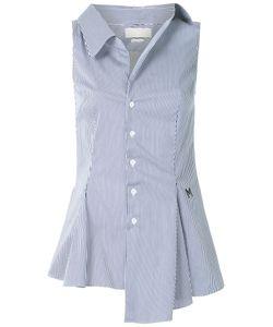 Monse | Sleeveless Flared Shirt Size