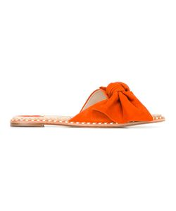 Paloma Barceló | Monte Carlo Sandals 38 Leather/Suede/Raffia