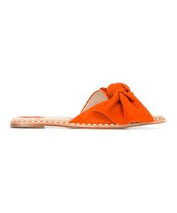 Paloma Barceló | Monte Carlo Sandals 38 Leather/Suede/Raffia