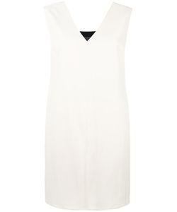 Rag & Bone | Contrasting V-Back Detail Dress Xs
