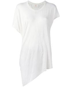 Lost & Found Ria Dunn | Oversized Asymmetric T-Shirt