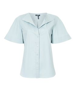 Jil Sander Navy | Wide Short Sleeve Shirt Women
