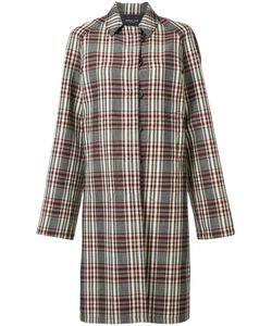Derek Lam | Plaid Midi Coat Size 38