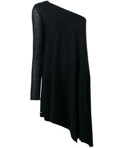 Twin-set | Single Sleeve Knitted Blouse Medium Cotton