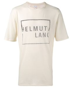 Helmut Lang | Square Logo T-Shirt