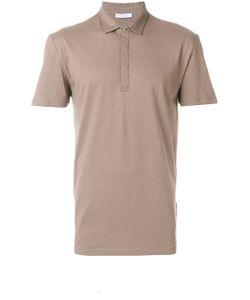 Versace Collection | Рубашка-Поло С Металлизированной Отделкой