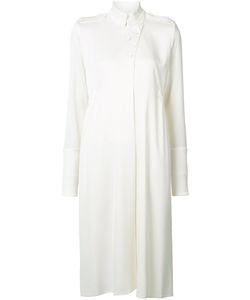 Ellery | Midi Shirt Dress 2 Acetate/Polyester