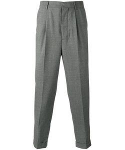 Ami Alexandre Mattiussi | Tailored Cropped Trousers Size 50