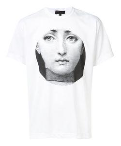 COMME DES GARCONS HOMME PLUS | Comme Des Garçons Homme Plus Face Print T-Shirt