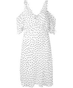 Mcq Alexander Mcqueen | Платье С Узором В Горох