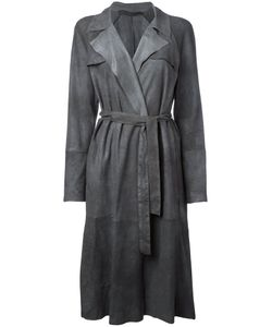 SALVATORE SANTORO | Belted Trench Coat Size 44