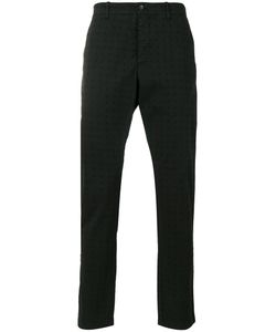 YMC | Perforated Chino Trousers Size 32