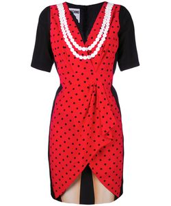 Moschino | Illusion Print Dress 44