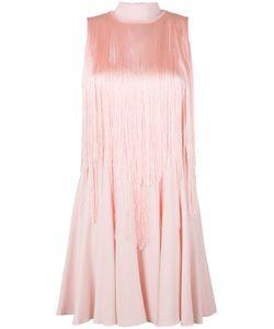 GIAMBA   Fringed Dress